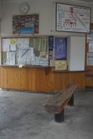 岳南鉄道からの車窓風景 岳南富士岡駅