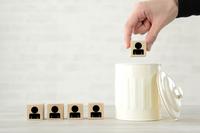 ビジネスイメージ―人員整理