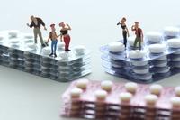 薬による精神疾患の治療と薬物中毒