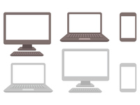 パソコン ノートパソコン スマートフォン