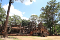 チャウ・サイ・テボーダ (カンボジア アンコール)