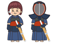 剣道家 スポーツ 部活動