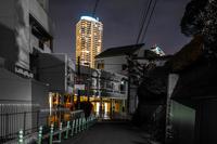 横浜市神奈川区の夜景