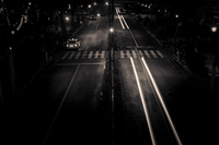 西新宿の交通のイメージ