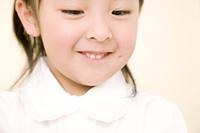 微笑む子供