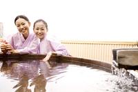 温泉入浴イメージ