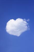 ハートの雲