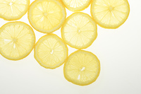 レモンの輪切り