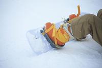 子供のスノーボード