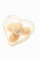 卵とハート