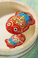 ブリキの金魚