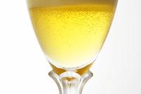 ビールの気泡