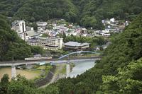 川治温泉と野岩鉄道