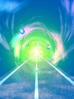 未来への道