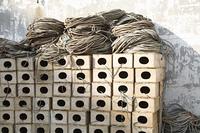 木製タコ箱