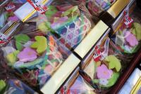 日本の菓子
