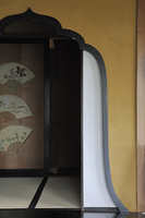 日本間と襖