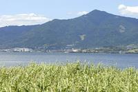 比叡山・琵琶湖