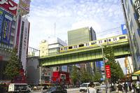 JR秋葉原駅周辺