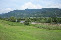 紀ノ川河原