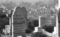 横浜・外人墓地