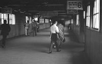 横浜駅連絡橋通路