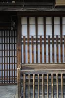 日本の古い家