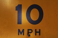制限スピード