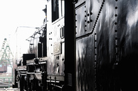 D50 140号機蒸気機関車