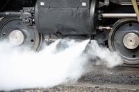 蒸気機関車シリンダー・ドレン