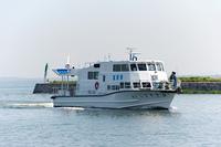 水質調査船みずすまし2世