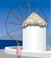 ミコノス島