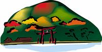 秋の厳島神社