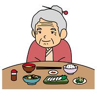 シニアの食生活