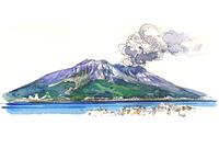 鹿児島/桜島