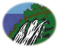 北海道/知床オシンコシンの滝