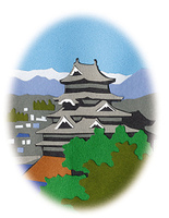 長野/松本城