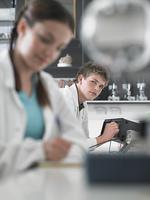 Teenagers in Science