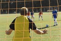 Goalie Defending