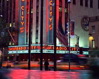 夜のラジオシティミュージックホール
