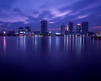 臨海副都心の夜景