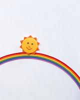 クラフト(太陽と虹)