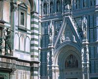 サンジョバンニ洗礼堂とドゥオモ