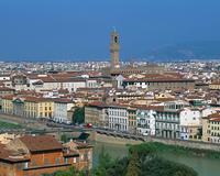 フィレンツェの町並