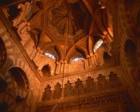 メスキータの天井