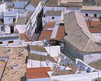 アルコスデラフロンテーラの町並