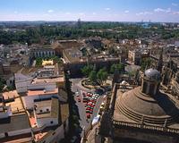 セビリアの町並