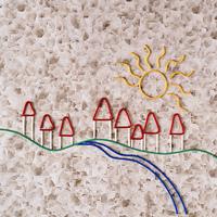 クラフト(太陽と家)