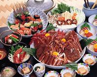 日本料理いろいろ