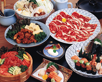 和のコース料理
